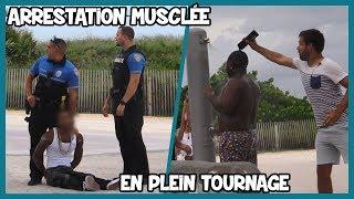 Miami : Arrestation en plein prank ! - Les Inachevés !
