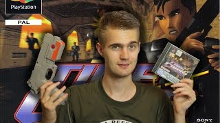Time Crisis & GunCon Light Gun for PSone Review