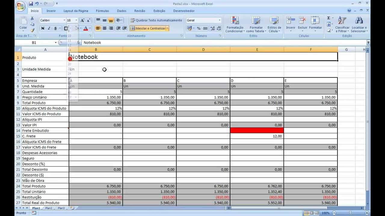 Custos para a criação de uma usina de resíduos sólidos da construção civil 9
