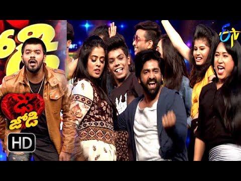 Kanne Pettaro Song Sudheer | Bhanu | Sekhar Master | Performance | Dhee Jodi | 10th Oct 2018 | ETV