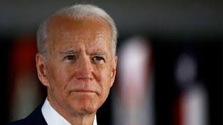 video: Joe Biden wins four more states in Democrat primaries, triggering calls for Bernie Sanders to drop out