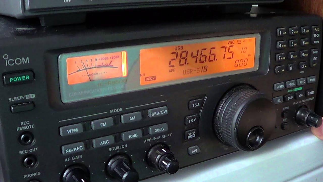 Amateur Radio Station Wb4omm: DL7OK German Amateur Radio Station 10 Meters