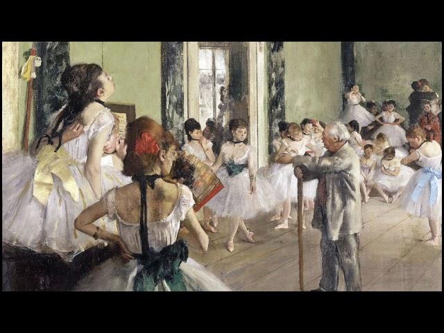 3 minutes d'art - Les danseuses d'Edgar Degas