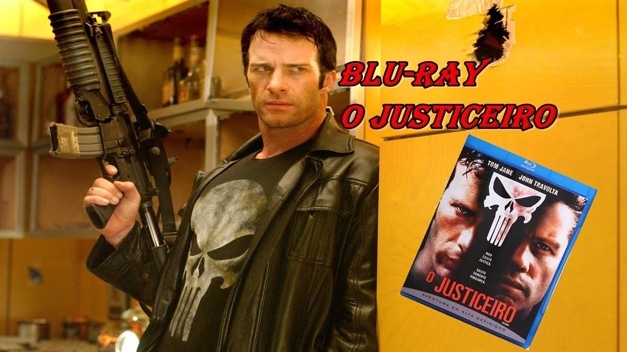Blu-ray O Justiceiro