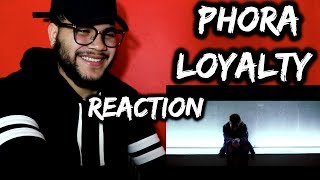 Phora - Loyalty [Official Music Video]  * THE VIBES *  REACTION & THOUGHTS | JAYVISIONS