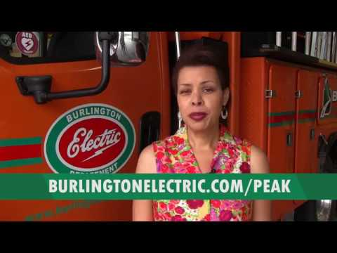 Bright Ideas #2 | Defeat the Peak | Burlington Electric Department