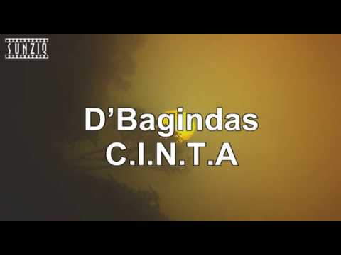 D'Bagindas - C.I.N.T.A (Karaoke Version + Lyrics) No Vocal #sunziq