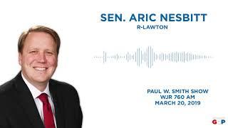Sen. Nesbitt joins the Paul W. Smith Show to discuss abortion