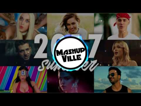 SUMMER HITS 2017  Mashup +60 Songs MO