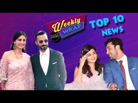 Ranbir & Alia Relationship, Sonam & Anand, Salman & Jacqueline's Race 3 Grab Headlines | Weekly Wrap thumbnail