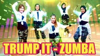 TRUMP IT - GIANLUCA VACCHI - ZUMBA - WARM UP