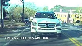 Entitled Mercedes