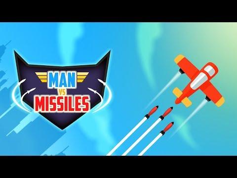 人間対ミサイルのおすすめ画像1