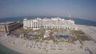 Waldorf Astoria Dubai Palm Jumeirah Drone Video