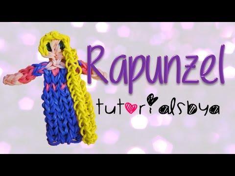 {Disney Princess Series} Rapunzel Figurine/Action Figure Tutorial