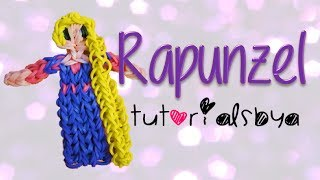 {Disney Princess Series} Rapunzel Figurine/Action Figure Tutorial