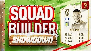 Fifa 20 Squad Builder Showdown Advent Calendar!!! SCOTTISH GULLIT VS A PRO PLAYER!!! Day 9 vs Harry