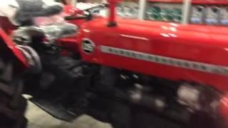 Harman dan 20.000 tl satılık bahçe traktörü 135 lik sıfır nostalji 05326656115---03122784995