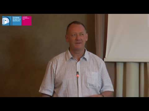 Academy of European Law: Distinguished Lecture by Professor Neil Walker