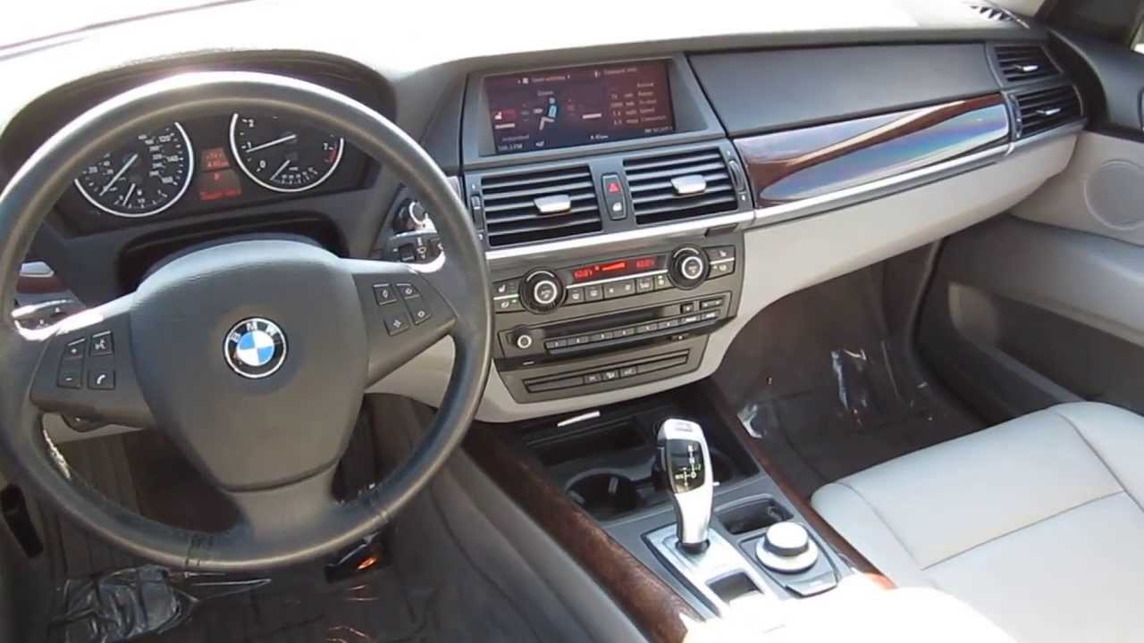 2008 bmw x5 silver stock b2238 interior youtube