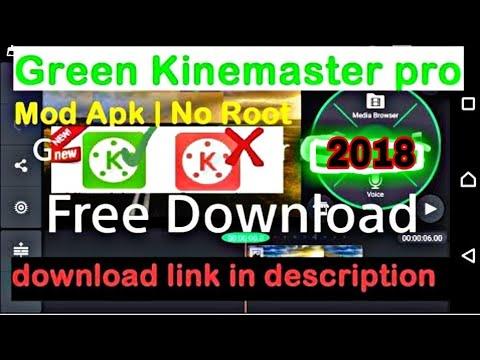 kinemaster pro mod apk old version