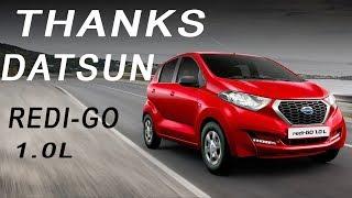 Datsun Redi GO 1000cc Launched l Price l Interior l Feature l Review