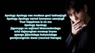 [3.50 MB] TVXQ MAX (CHANGMIN) - APOLOGY LYRICS