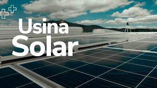 Usina solar Intelbras: do planejamento à execução