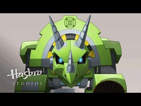 Transformers: Rescue Bots - Dino Boulder