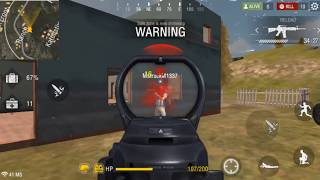 Free Fire: BattleGrounds - Pro Gameplay #1   14 Kills - TOP 1  