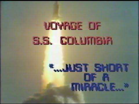 Voyage of S.S. Columbia - ABC News - 1981