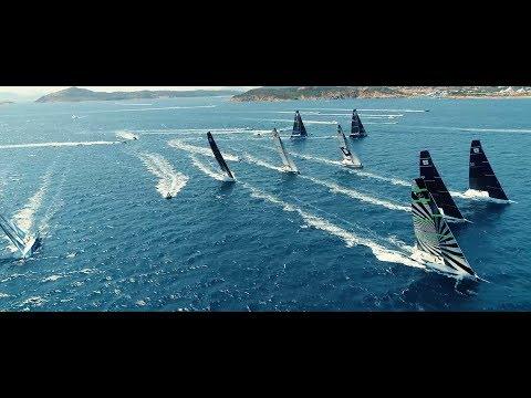 FULL HIGHLIGHTS: Porto Cervo 52 SUPER SERIES Audi Sailing Week 2017