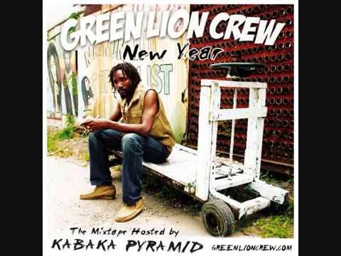 Resultado de imagen de GREEN LION CREW - NEW YEAR 2013