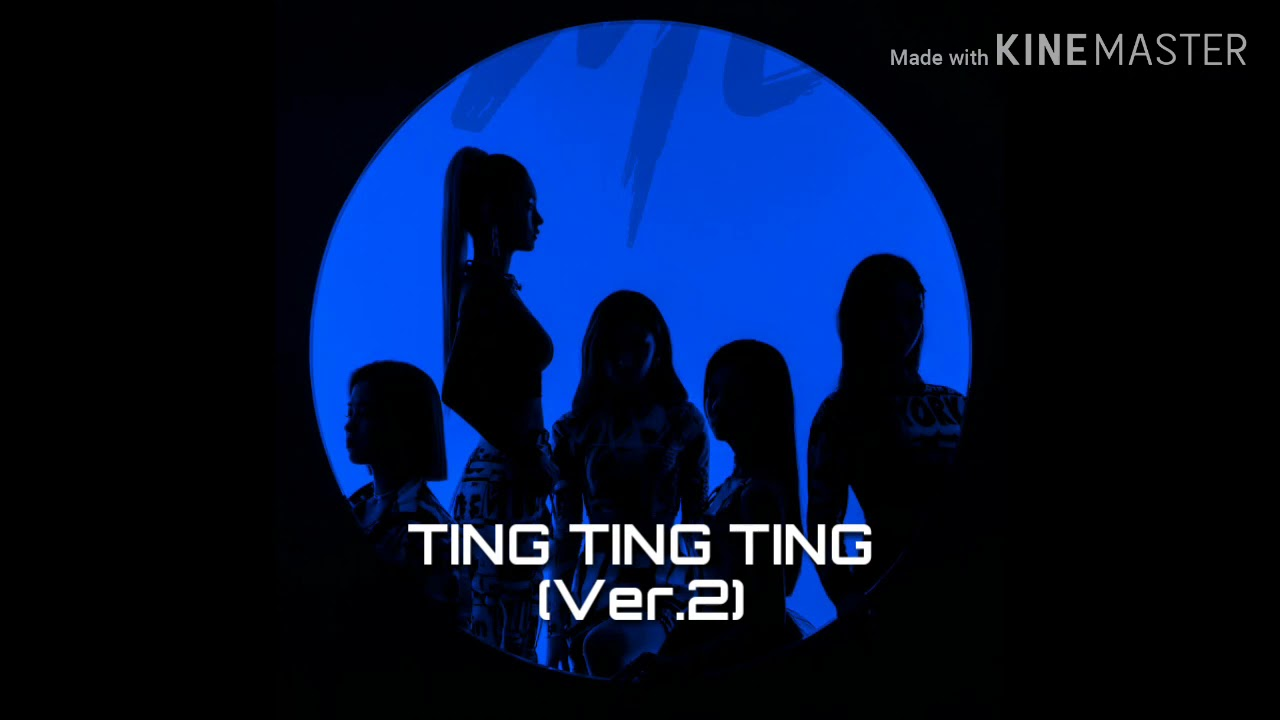 ITZY - TING TING TING (Ver.2)