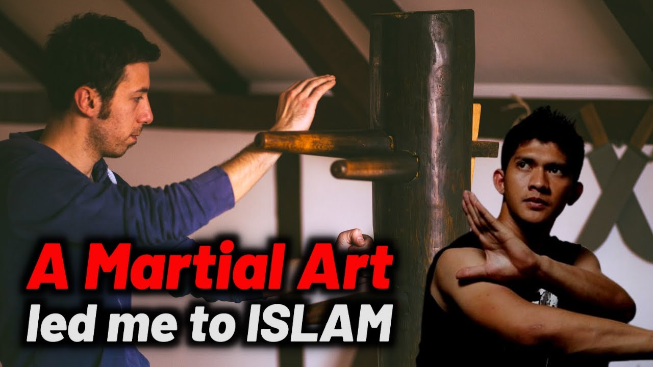 A Martial Art led this American Student to Islam