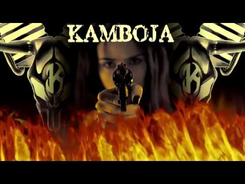 "KAMBOJA - VIDEO RELEASE  "" ATE O FREIO ESTOURAR"" Novo CD 2016"
