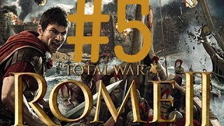 Total War : Rome II - Hannibal ad portas! - Episode V : Pacification!!!