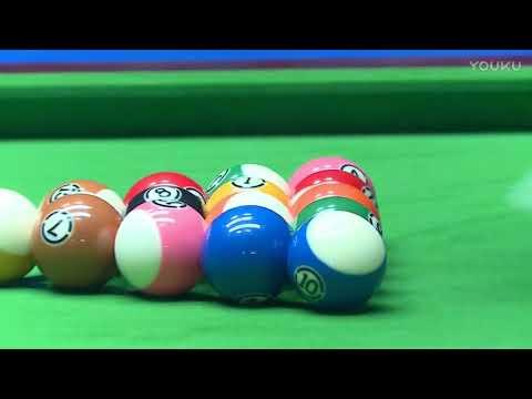 Zhang Guanghao VS Liu Yong - 2017 Shijiazhuang Chinese 8 Ball International Open China Qualifiers