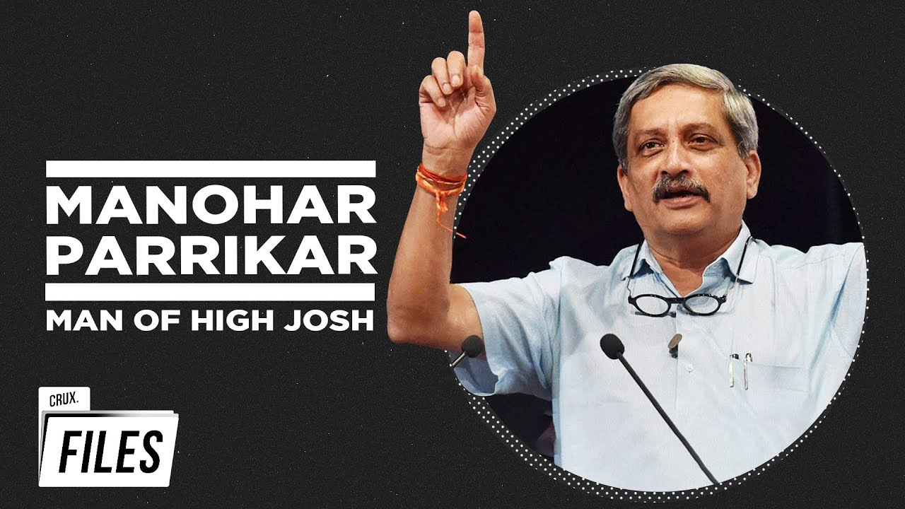 Download Manohar Parrikar: Humble IITian Who Engineered The Surgical Strikes | Rare Interviews | Crux Files