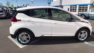 2017 CHEVROLET BOLT EV Redding, Eureka, Red Bluff, Chico, Sacramento, CA H4141785