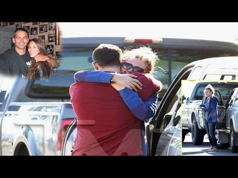 Paul Walker Girlfriend Jasmine Cries Breaks Down Paul Walker's Death At Crash Site Scene!