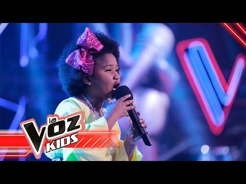 Shaireth canta 'Murió El Amor'   La Voz Kids Colombia 2021