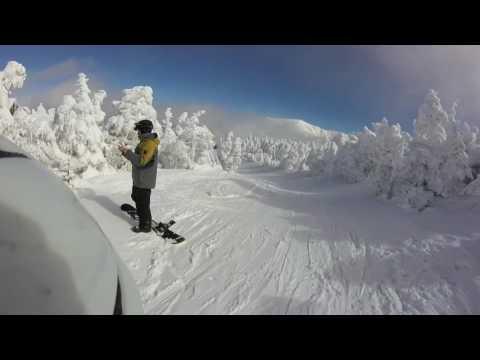 Cannon Mountain 4100 ft