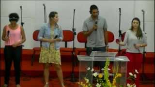 CULTO AO VIVO (MANHÃ) 17/08/2014