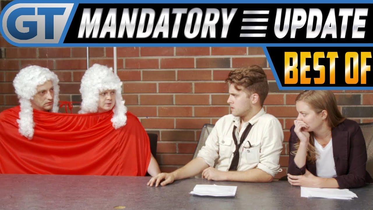 best of mandatory update gametrailers youtube