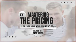 Mastering The Pricing VT#5