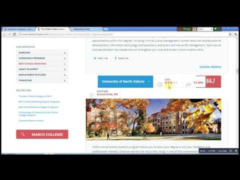 Best Online Bachelor's In Communication