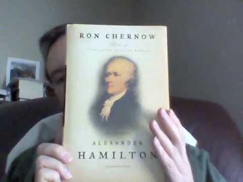 Book Review: Alexander Hamilton by Ron Chernow Mp3