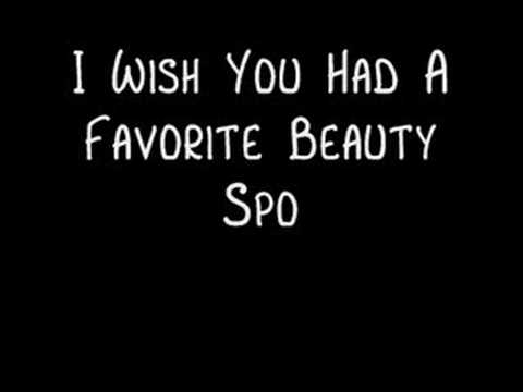 Kate Nash The Nicest Thing Lyrics