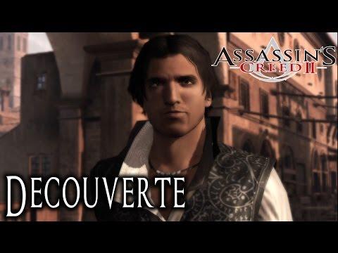 Découverte : Assassin's Creed II : L'assassin Ezio Auditore Da Firenze !